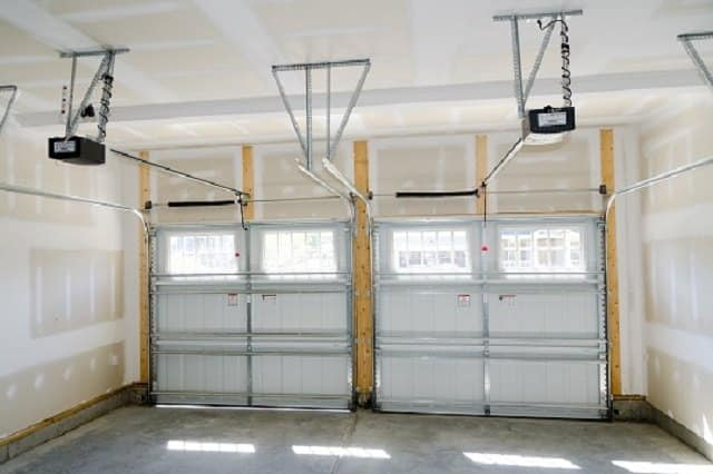 double garage door openers